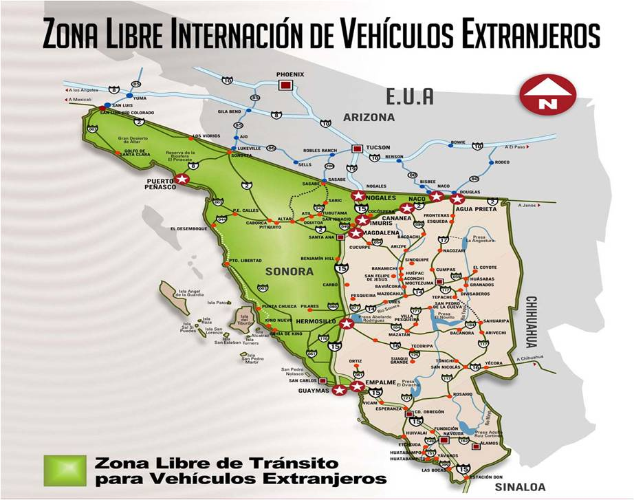 Bringing Foreign-Plated Cars Into Mexico – Mexperience